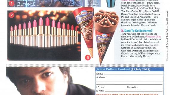 17 July 2013 Issue - Galaxie - Magazine