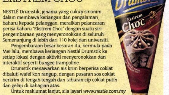 23 July 2013 - Sinar Harian - Newspaper