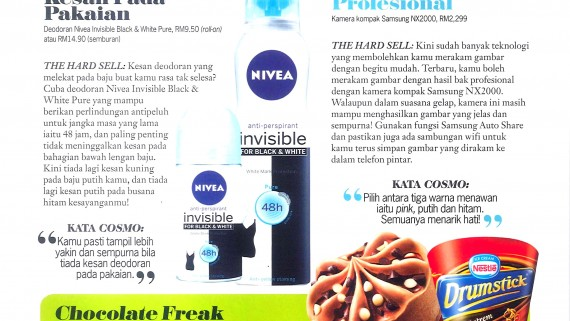 October issue 2013 - Cosmopolitan - Magazine