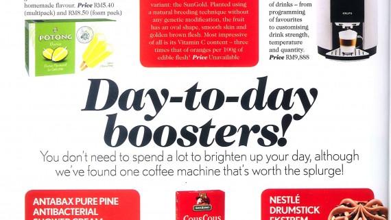 October issue 2013 - Female - Magazine