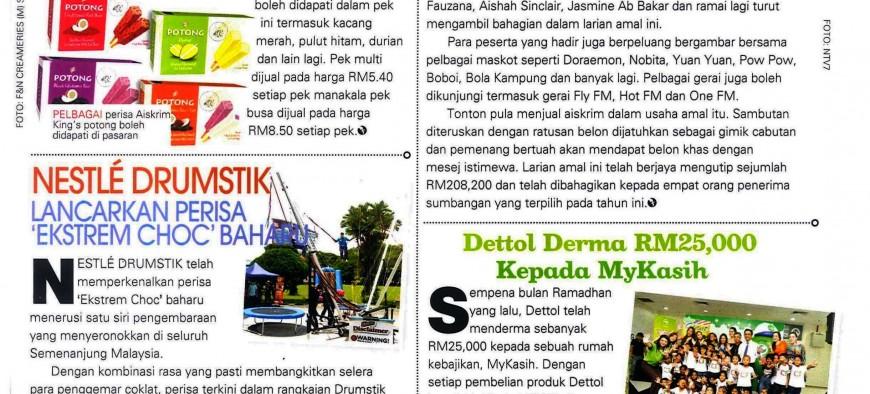 September issue 2013 - Remaja - Magazine